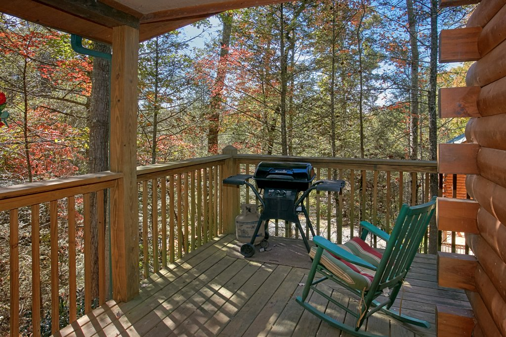 Photo of a Gatlinburg Cabin named Rustic Elegance #422 - This is the twentieth photo in the set.