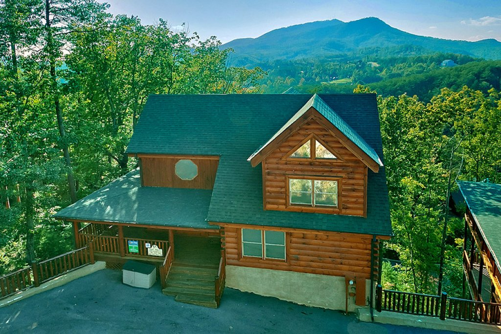 Photo of a Pigeon Forge Cabin named Absolutely Wonderful #304 - This is the ninth photo in the set.