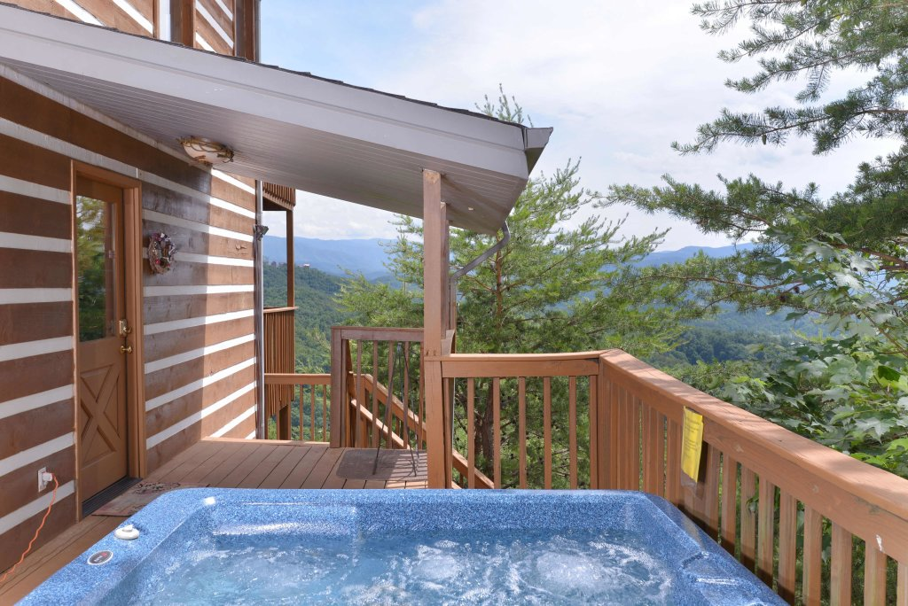 Photo of a Pigeon Forge Cabin named Amazing View #223 - This is the sixteenth photo in the set.