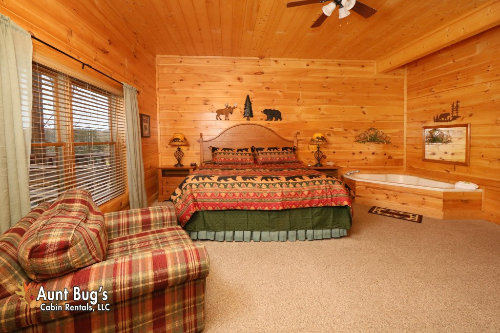Photo of a Pigeon Forge Cabin named Absolutely Wonderful #304 - This is the twelfth photo in the set.