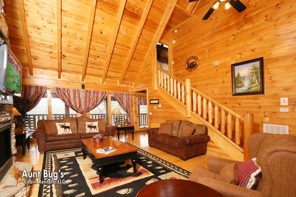 Photo of a Pigeon Forge Cabin named Absolutely Wonderful #304 - This is the twenty-seventh photo in the set.