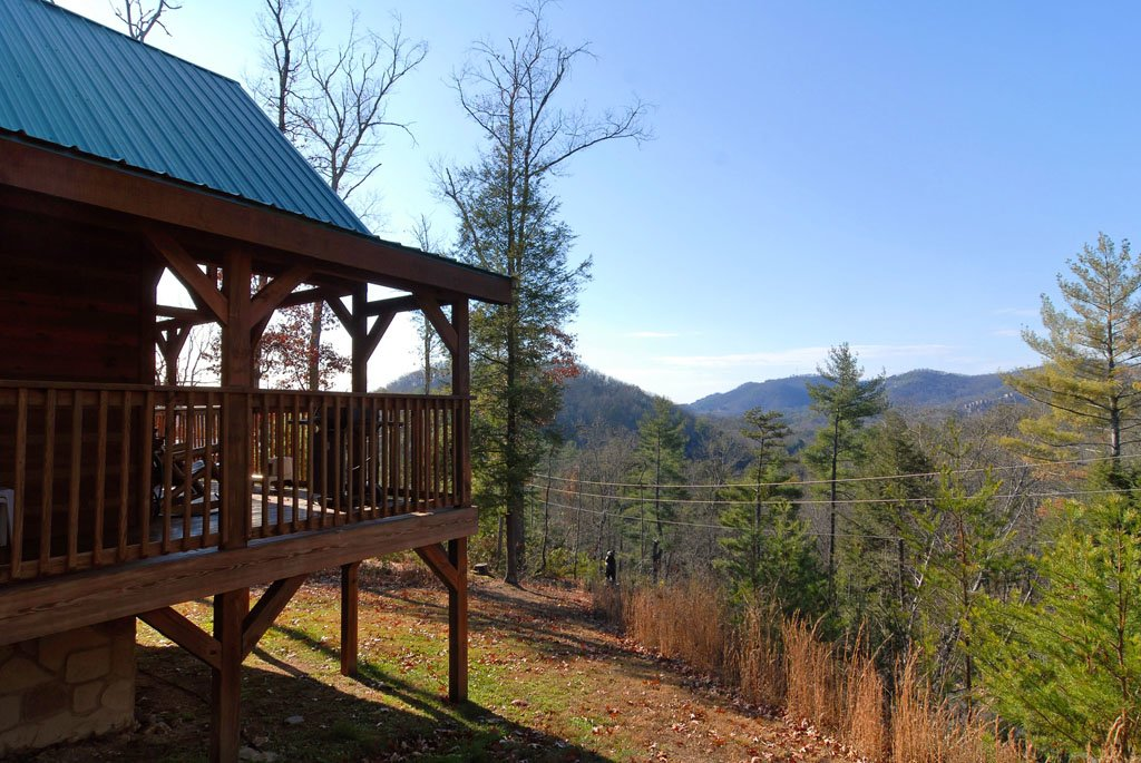 Photo of a Pigeon Forge Cabin named Wow !! What A Cabin #255 - This is the twenty-eighth photo in the set.