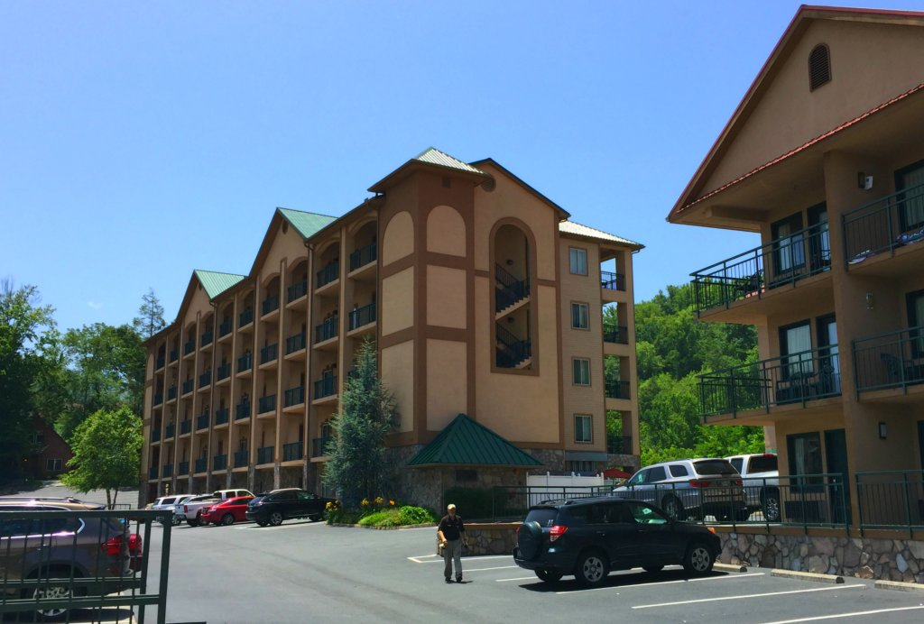 Photo of a Gatlinburg Condo named Cosy Comfort - This is the second photo in the set.