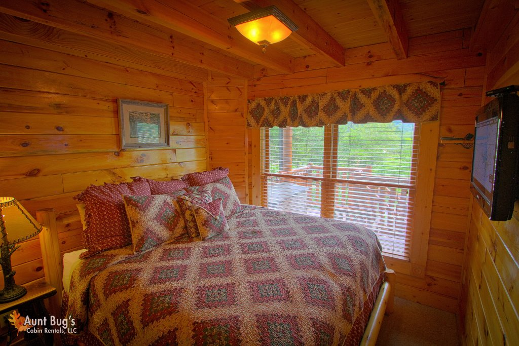 Photo of a Pigeon Forge Cabin named Starry Nights #222 - This is the thirteenth photo in the set.