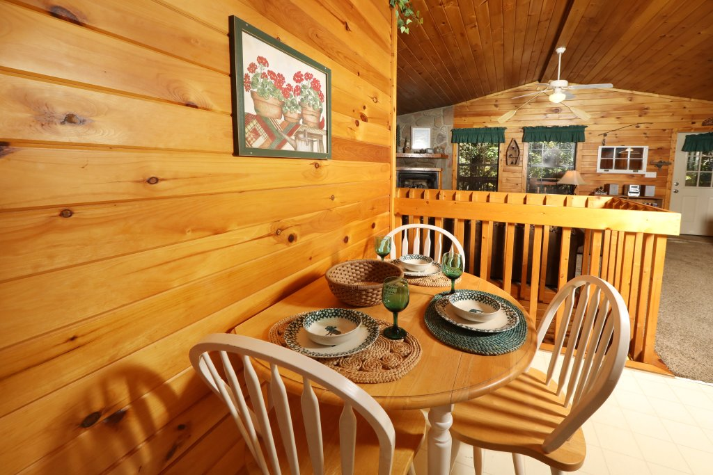 Photo of a Pigeon Forge Cabin named Four Seasons #193 - This is the seventh photo in the set.
