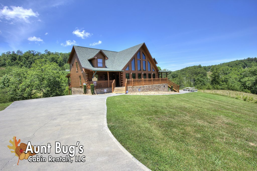 Photo of a Pigeon Forge Cabin named Always Dreaming #410 - This is the sixth photo in the set.