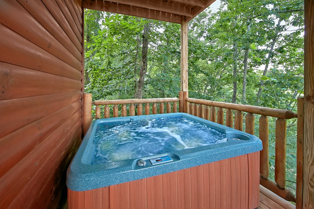 Photo of a Pigeon Forge Cabin named Breathtaking Views - This is the twenty-eighth photo in the set.