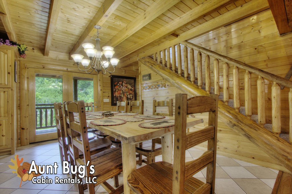 Photo of a Pigeon Forge Cabin named Always Dreaming #410 - This is the twenty-second photo in the set.