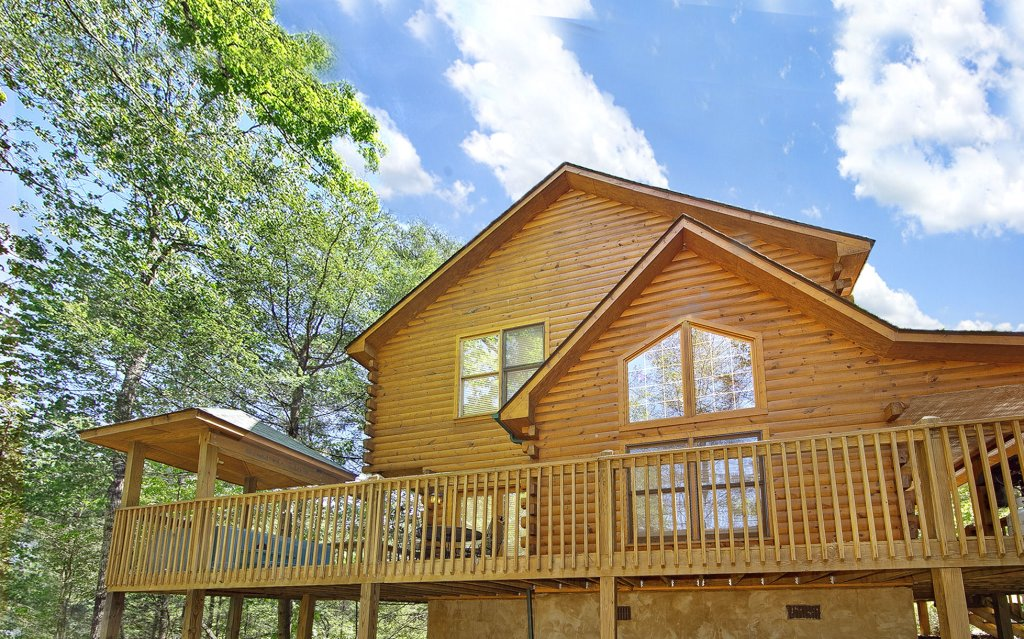 Photo of a Gatlinburg Cabin named Rustic Elegance #422 - This is the ninth photo in the set.