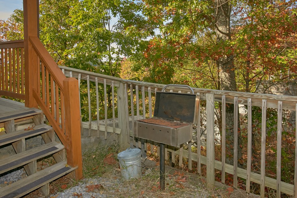 Photo of a Pigeon Forge Cabin named Morning View #131 - This is the twelfth photo in the set.