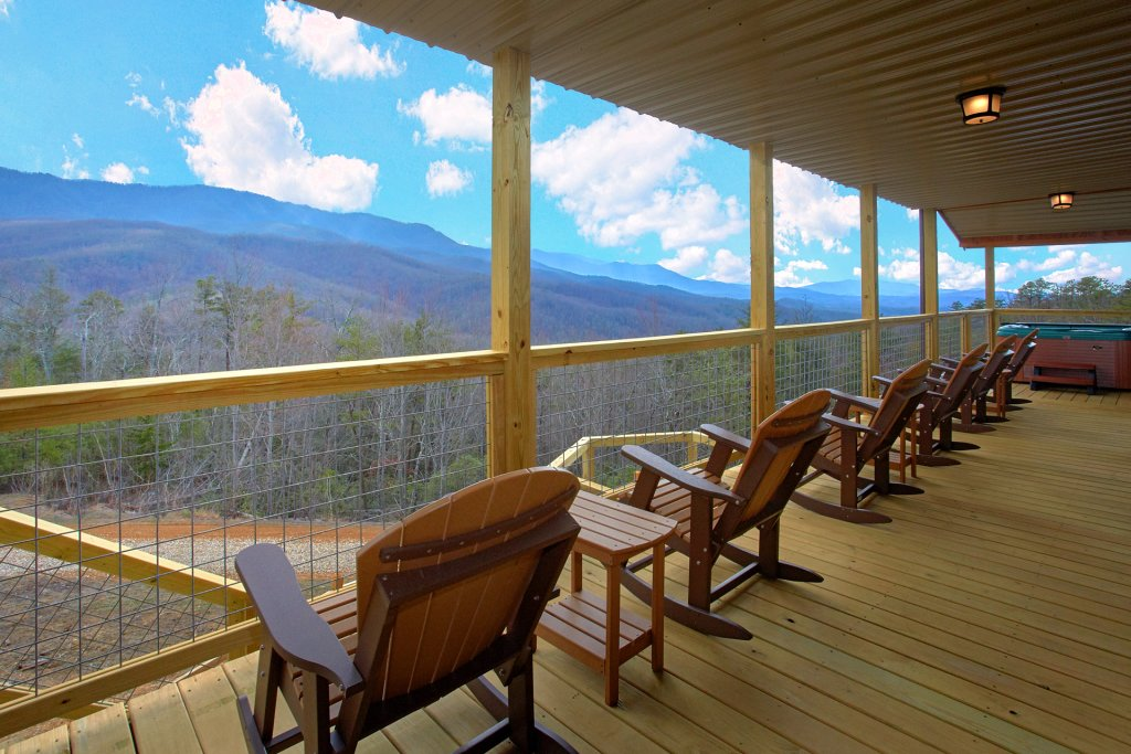 Photo of a Gatlinburg Cabin named Grand View - This is the tenth photo in the set.