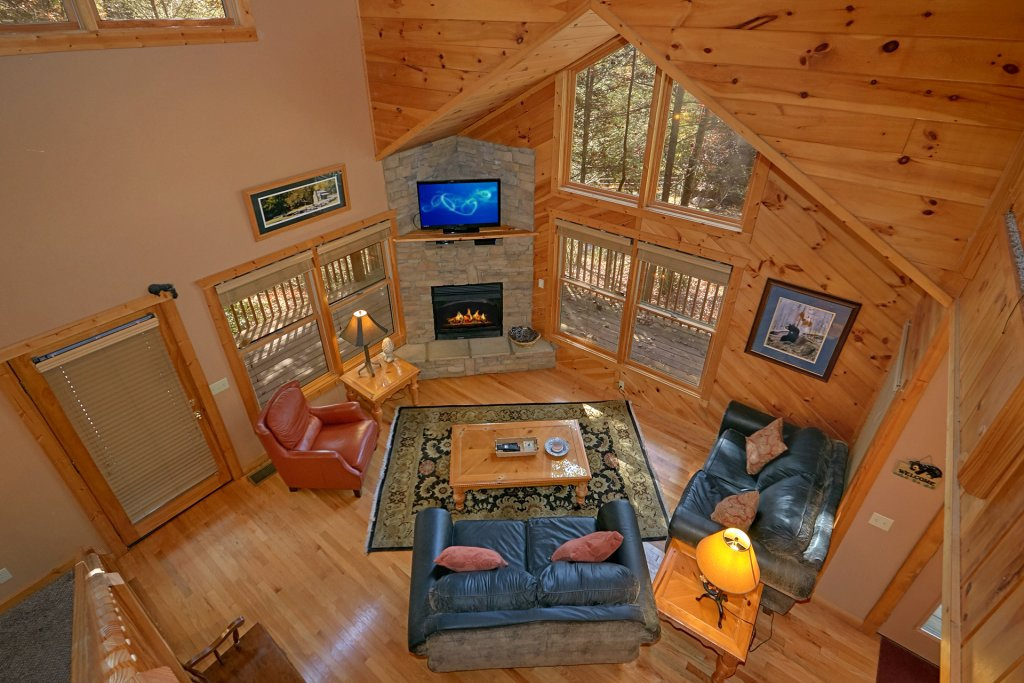 Photo of a Gatlinburg Cabin named Rustic Elegance #422 - This is the twenty-third photo in the set.