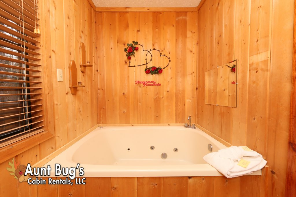 Photo of a Gatlinburg Cabin named Secret Hideaway #195 - This is the tenth photo in the set.