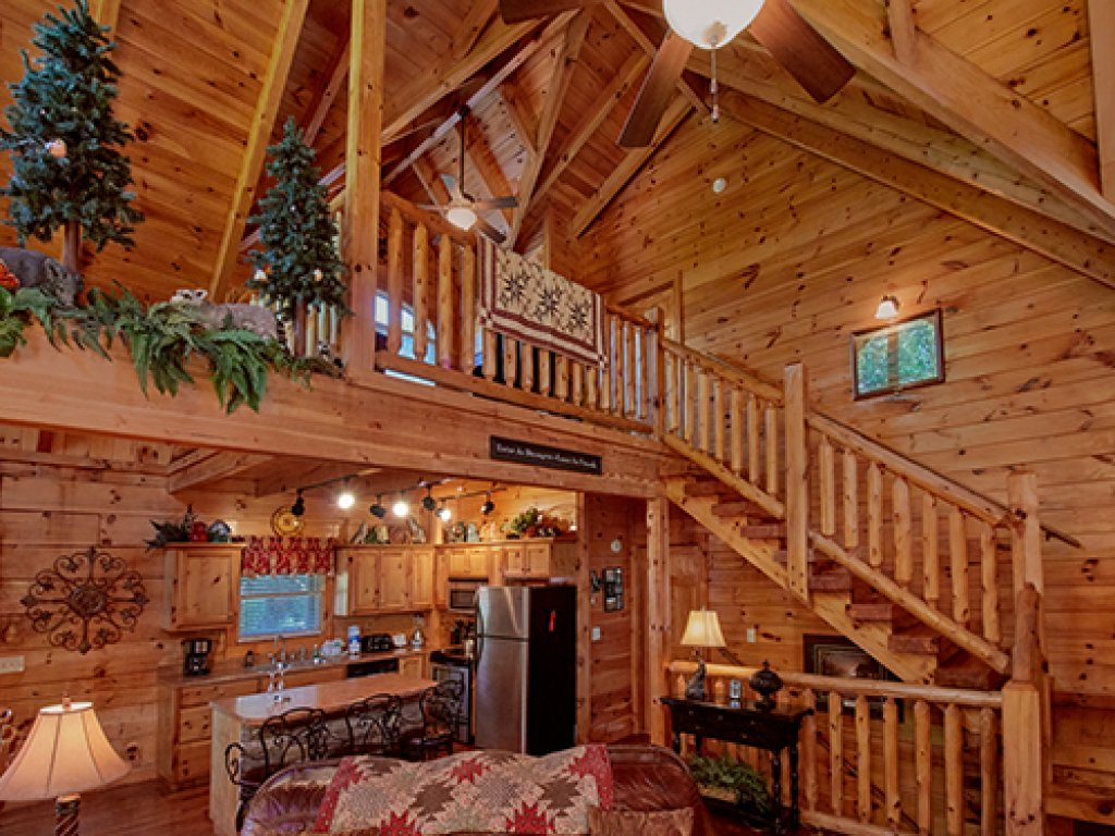 Photo of a Pigeon Forge Cabin named Stone Ridge #325 - This is the twentieth photo in the set.