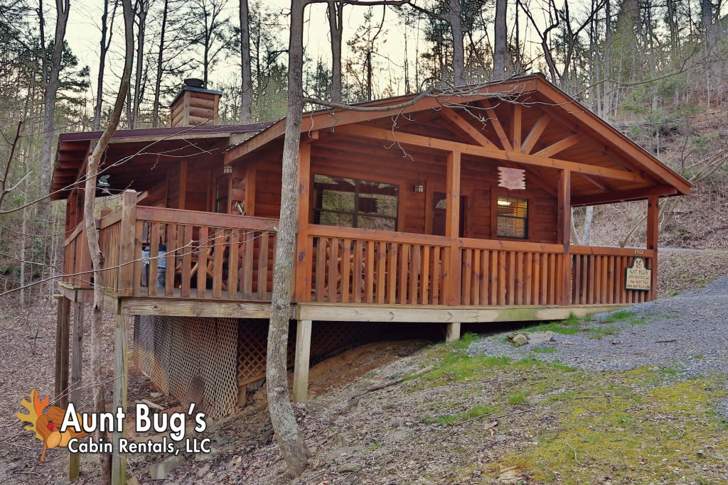 Photo of a Gatlinburg Cabin named Secret Hideaway #195 - This is the twenty-first photo in the set.