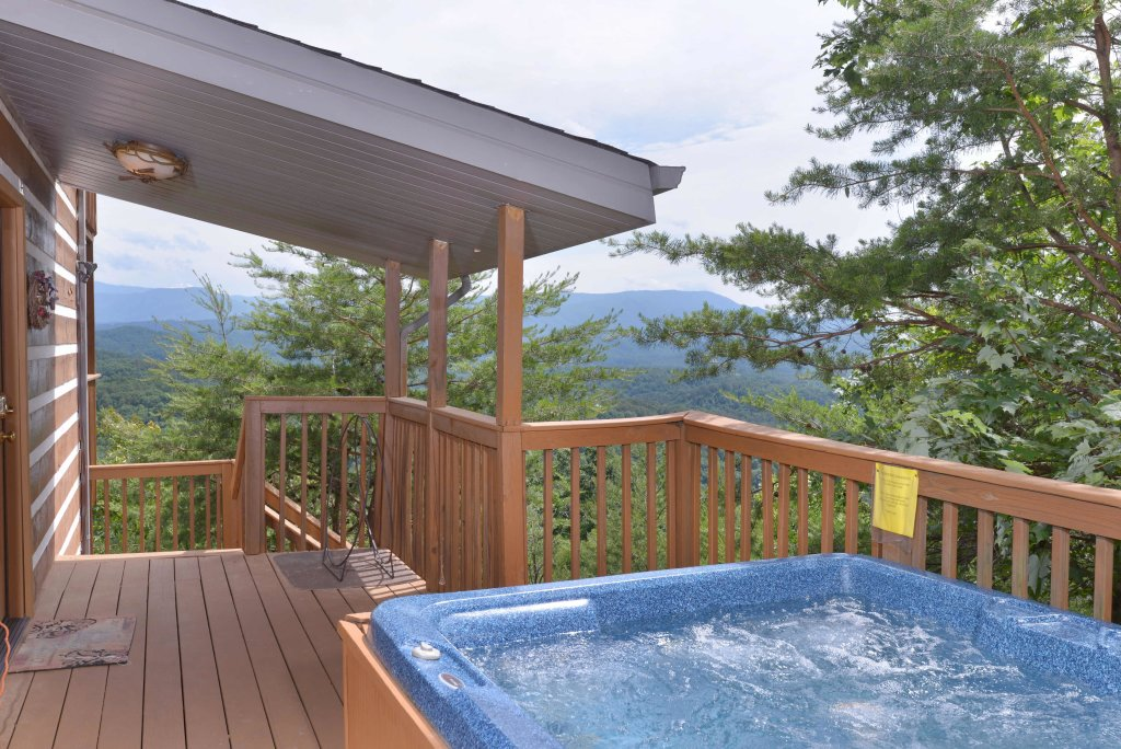 Photo of a Pigeon Forge Cabin named Amazing View #223 - This is the second photo in the set.