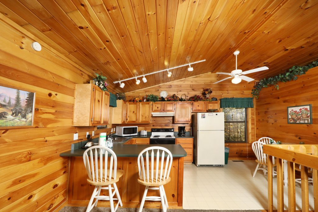 Photo of a Pigeon Forge Cabin named Four Seasons #193 - This is the twelfth photo in the set.