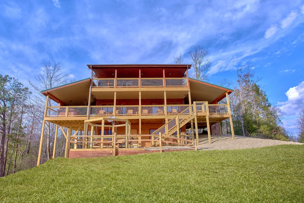 Photo of a Gatlinburg Cabin named Grand View - This is the thirtieth photo in the set.