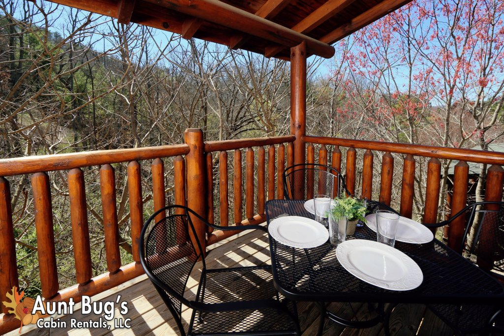 Photo of a Pigeon Forge Cabin named Big Daddy Bear #545 - This is the fortieth photo in the set.