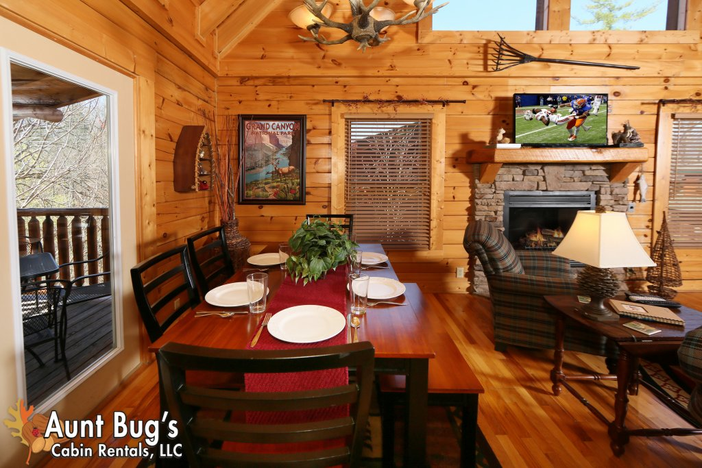Photo of a Pigeon Forge Cabin named Big Daddy Bear #545 - This is the tenth photo in the set.