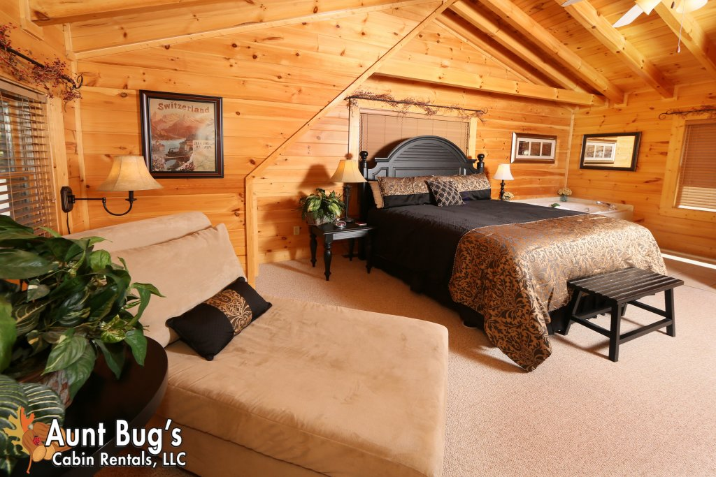 Photo of a Pigeon Forge Cabin named Big Daddy Bear #545 - This is the sixteenth photo in the set.
