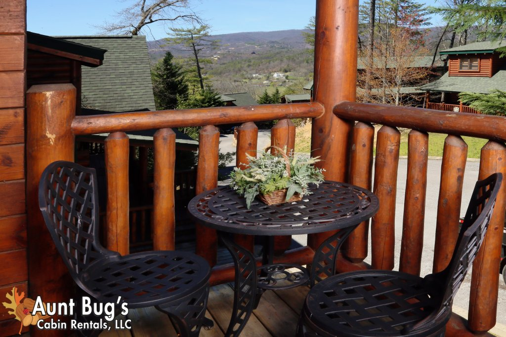 Photo of a Pigeon Forge Cabin named Big Daddy Bear #545 - This is the forty-second photo in the set.