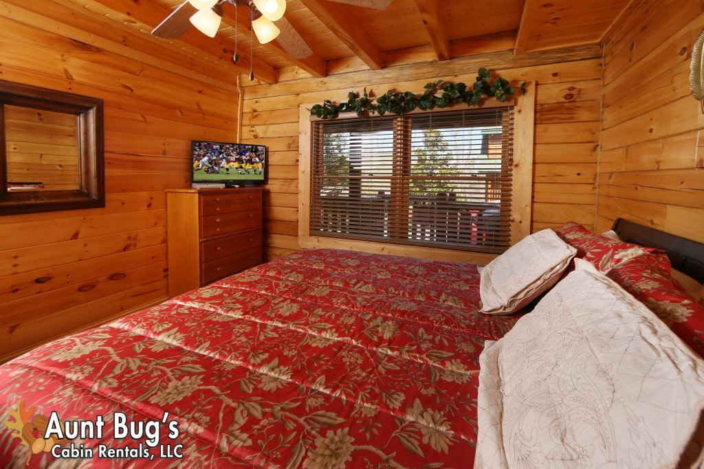 Photo of a Pigeon Forge Cabin named Big Daddy Bear #545 - This is the thirty-third photo in the set.