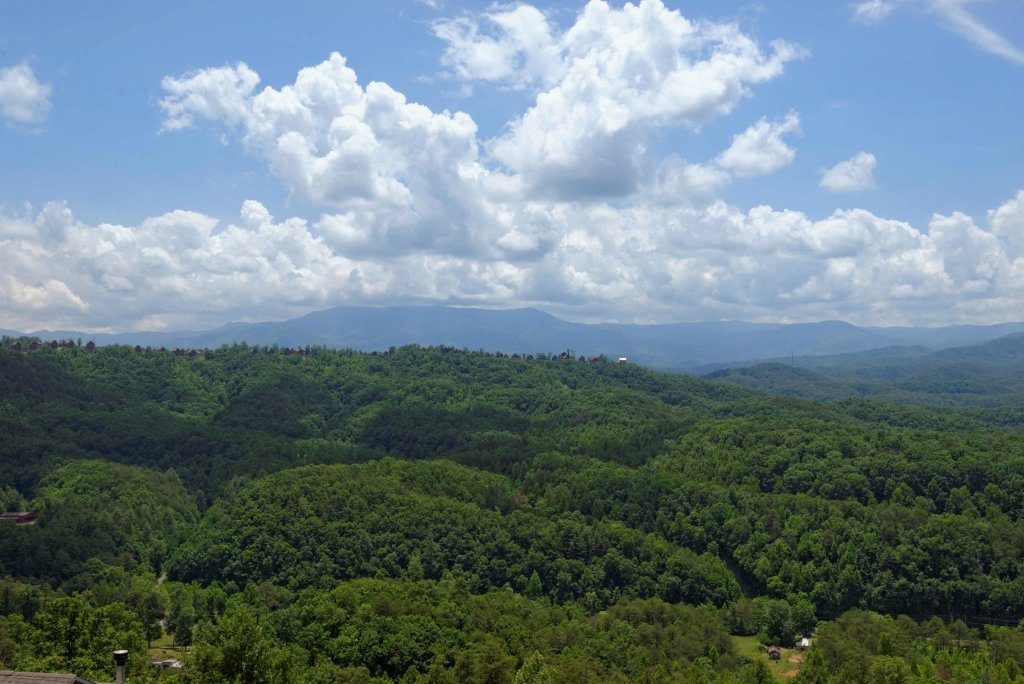 Photo of a Pigeon Forge Cabin named Amazing View #223 - This is the thirtieth photo in the set.