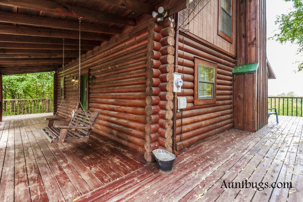 Photo of a Gatlinburg Cabin named Mountain Perch #2134 - This is the thirteenth photo in the set.
