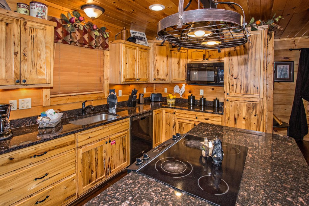 Photo of a Pigeon Forge Cabin named Where Eagles Fly - This is the sixth photo in the set.