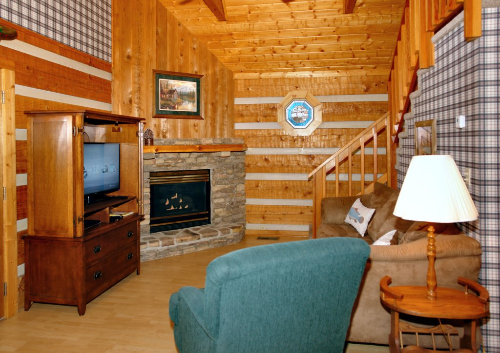 Photo of a Gatlinburg Cabin named Angler's Perch #2523 - This is the twelfth photo in the set.