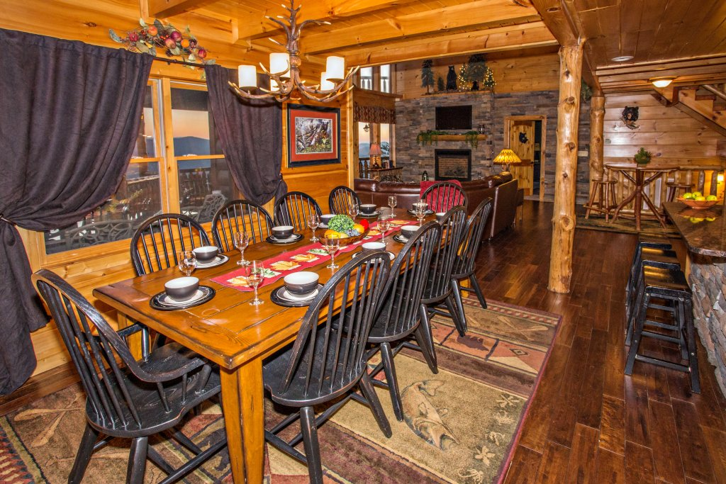 Photo of a Pigeon Forge Cabin named Where Eagles Fly - This is the ninth photo in the set.