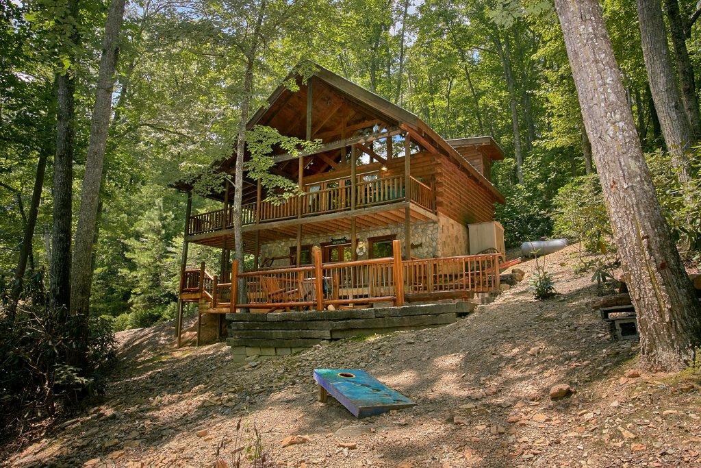 Photo of a Gatlinburg Cabin named Browns Bear Den #235 - This is the eighth photo in the set.
