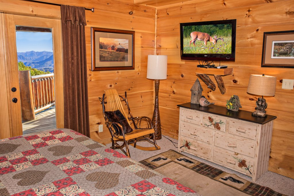 Photo of a Pigeon Forge Cabin named Where Eagles Fly - This is the thirty-sixth photo in the set.