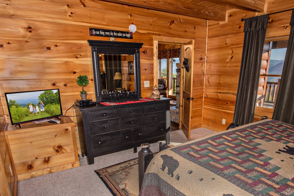 Photo of a Pigeon Forge Cabin named Where Eagles Fly - This is the twenty-fourth photo in the set.