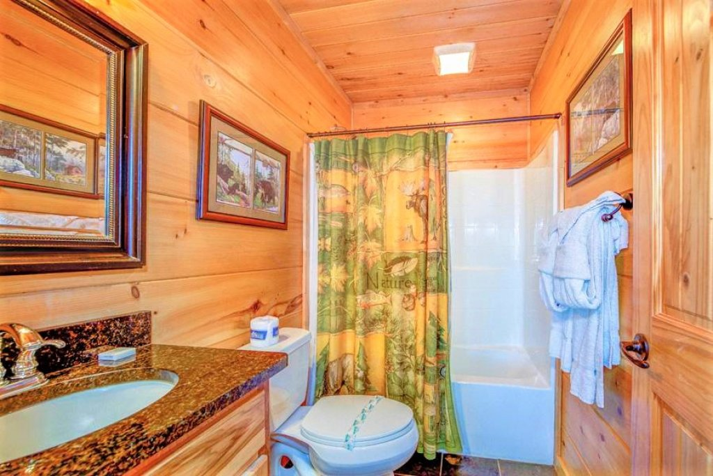 Photo of a Pigeon Forge Cabin named Where Eagles Fly - This is the tenth photo in the set.