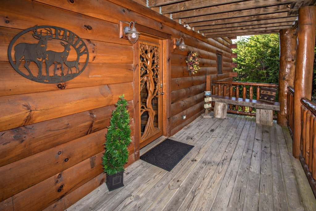 Photo of a Pigeon Forge Cabin named Where Eagles Fly - This is the twenty-second photo in the set.