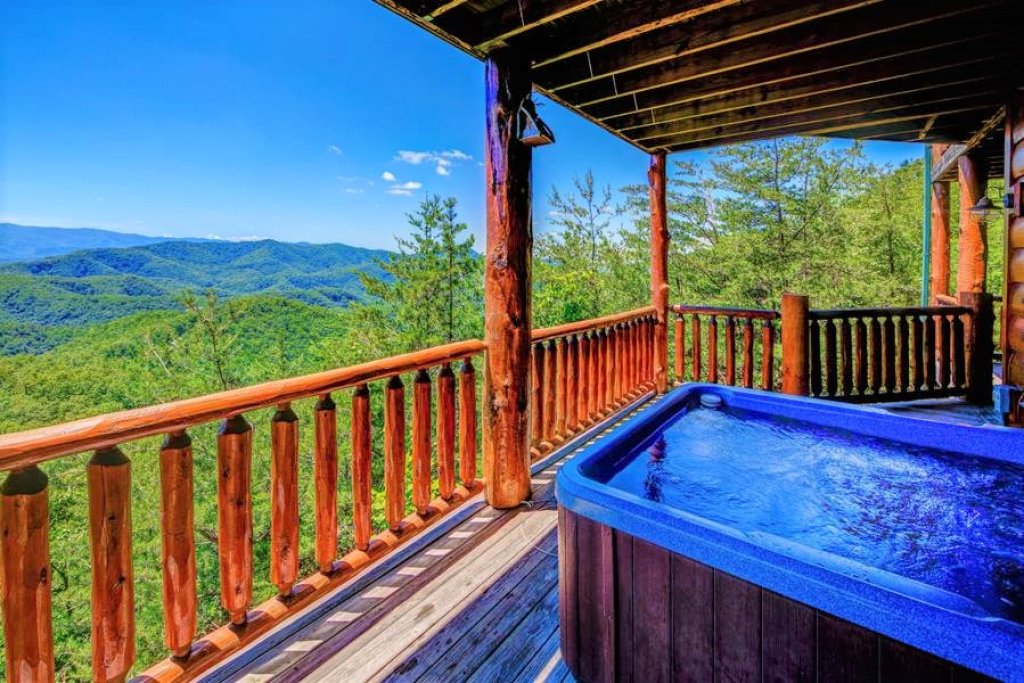 Photo of a Pigeon Forge Cabin named Where Eagles Fly - This is the forty-second photo in the set.