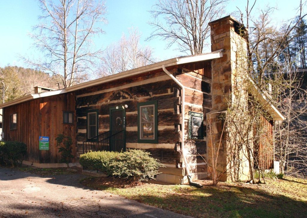 Photo of a Gatlinburg Cabin named Bear Cabin #462 - This is the thirty-first photo in the set.