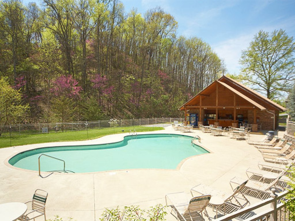Photo of a Pigeon Forge Cabin named Camelot #266 - This is the sixteenth photo in the set.