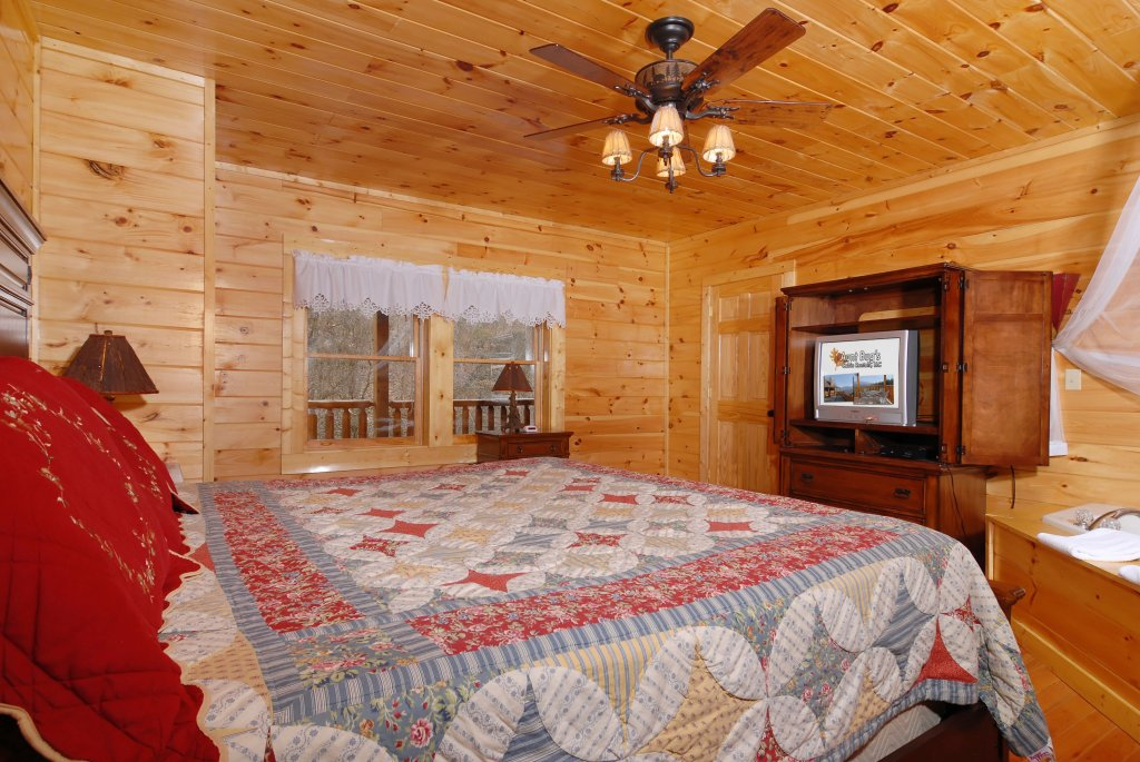 Photo of a Pigeon Forge Cabin named Camelot #266 - This is the nineteenth photo in the set.