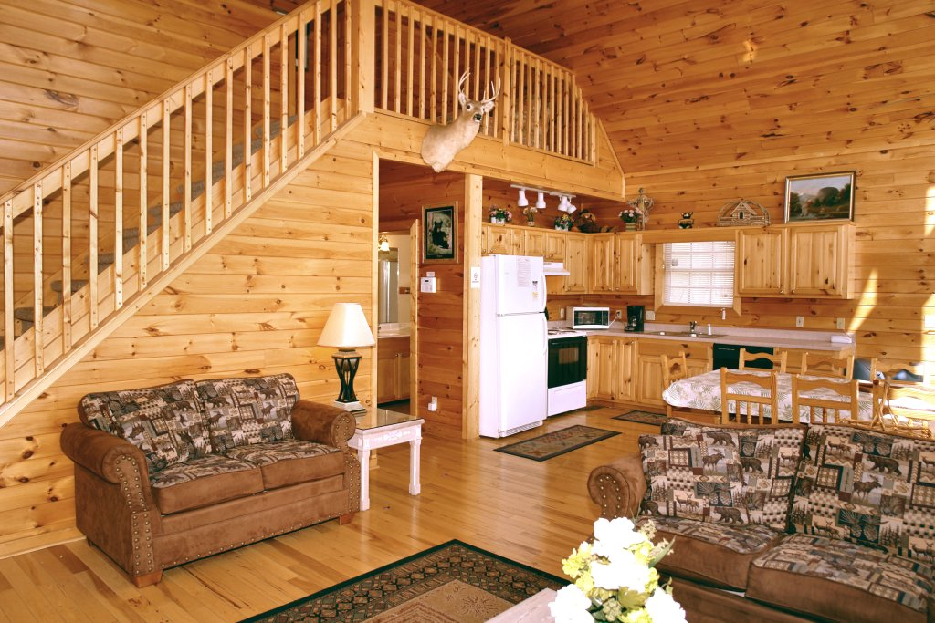 Photo of a Gatlinburg Cabin named Awesome Views #701 - This is the thirty-third photo in the set.