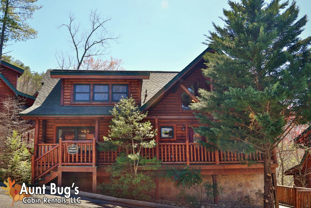 Photo of a Pigeon Forge Cabin named Big Daddy Bear #545 - This is the twenty-third photo in the set.