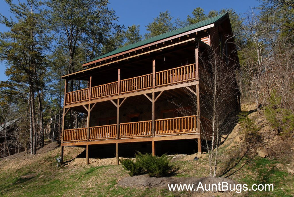 Photo of a Pigeon Forge Cabin named Camelot #266 - This is the eighth photo in the set.