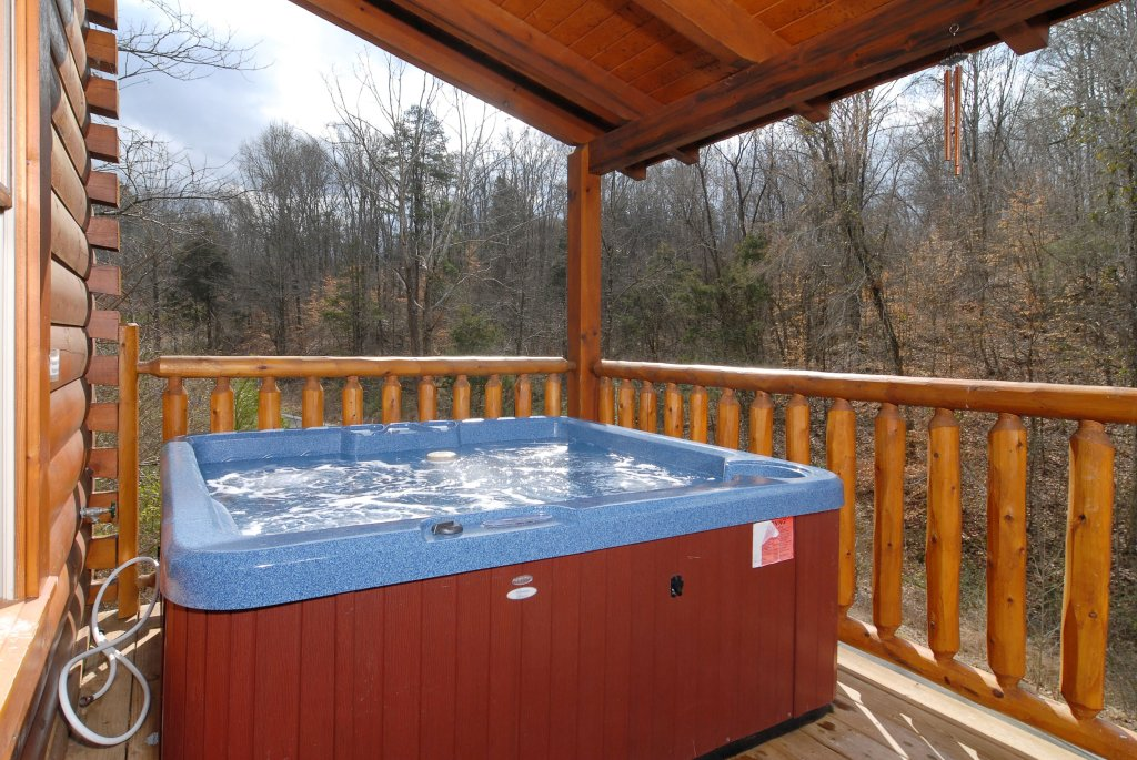 Photo of a Pigeon Forge Cabin named Camelot #266 - This is the thirteenth photo in the set.