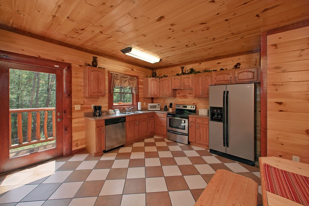 Photo of a Gatlinburg Cabin named Pool Movie 1 - This is the ninth photo in the set.