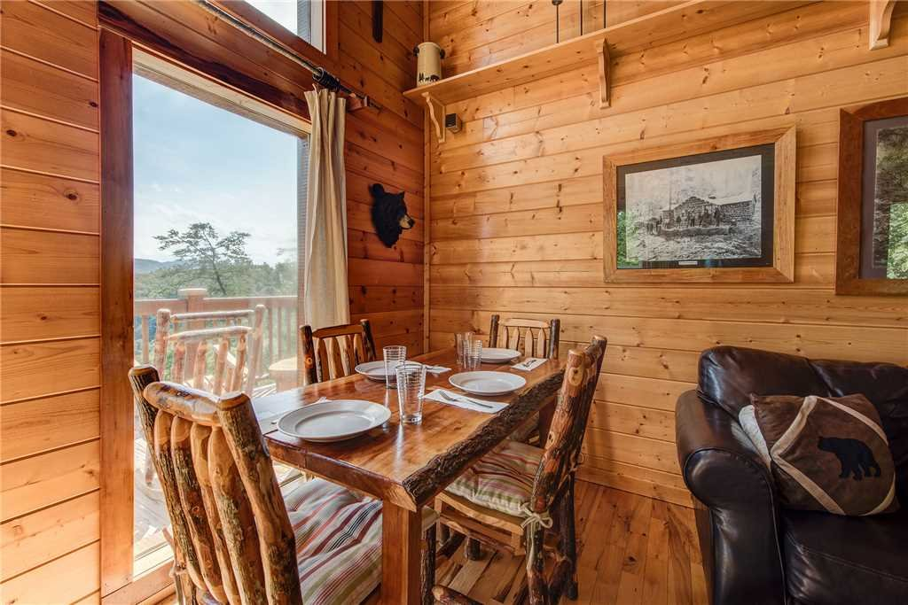 Photo of a Sevierville Cabin named Moonlit Hideaway - This is the sixth photo in the set.