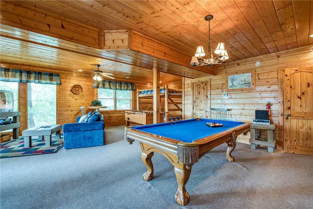 Photo of a Pigeon Forge Cabin named Mountain Seduction - This is the ninth photo in the set.