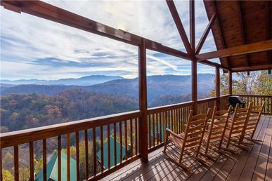 Smoky View Lodge, 6 Bedrooms, Theater, Pool Table, Arcade, Sleeps 18