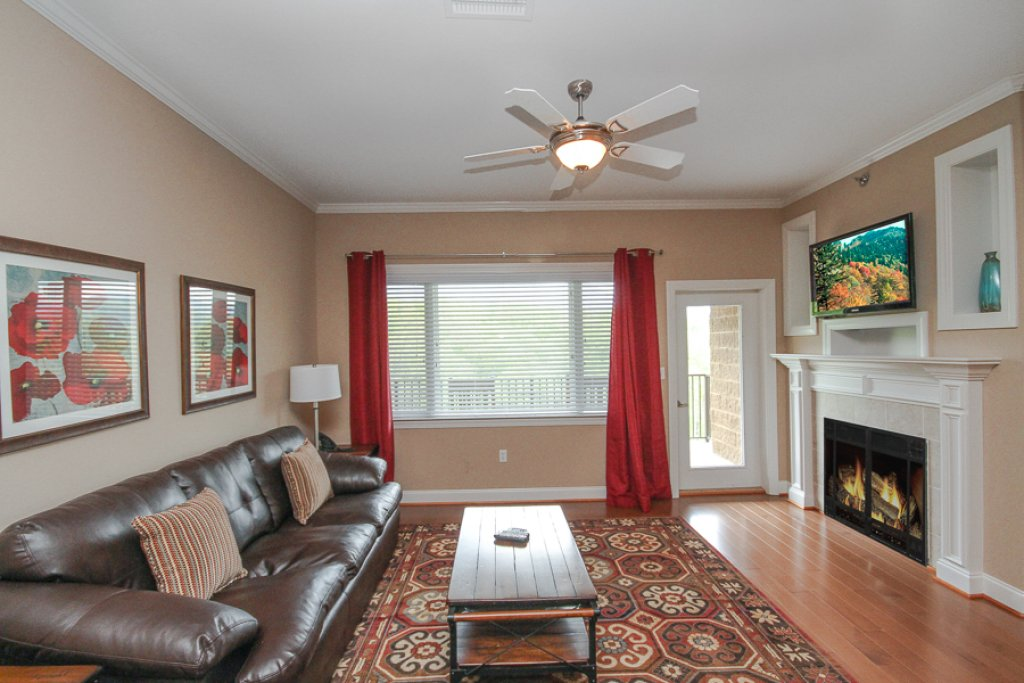 Photo of a Gatlinburg Condo named Glades View 155 - This is the second photo in the set.